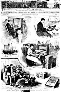 Early business machines