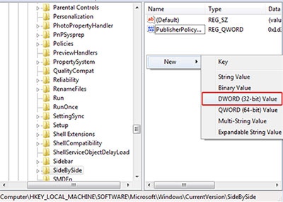 Solve the problem of small programs in Windows 10