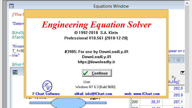 Engineering Equation Solver