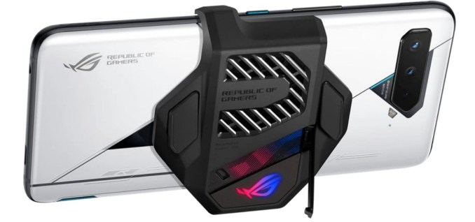 AeroActive 5 Cooler fan for Asus Ragphone 5