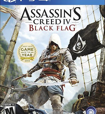 Creed IV Black Flag