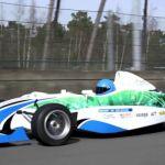 フォーミュラEのサポートシリーズを目指す「Formulino E」が発足、テスト車両を公開