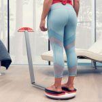 全身3Dスキャンで脂肪・筋肉の量を計測しスマホ連携でトレーニングが捗るスマートスケール「ShapeScale」