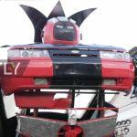 本当にロボットにトランスフォームする自動車を作った父子(おそロシア)