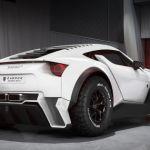 UAEの自動車メーカーZarooqが考える砂漠のスーパーカー「SandRacer 500GT」