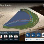 PGAツアーの試合を立体視できるARアプリ「PGA TOUR AR」