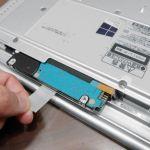 1万5000円の中古Let's Note CF-SX2をSSDに換装、Windows 10 Proインストールでバリバリ使えるレベルになりました