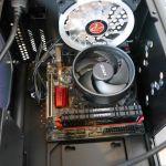 第1世代Ryzen「Ryzen 7 1700」を引退させてMini-ITXケースで運用するため仮組みしてみた