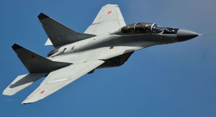 Most powerful fighter planes Mikoyan MiG 35