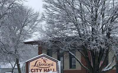 Reports from Lamoni City Council