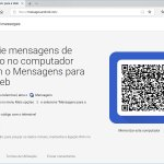AndroidMessages - web browser