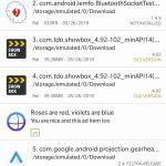 Passo 3.1 - Xiaomi Mi Band 3 - Instalar APK