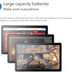 AllDoCube Knote 5 - bateria
