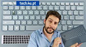 AllDoKube knote5 keyboard