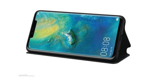 Huawei Mate 20 Pro Case leak