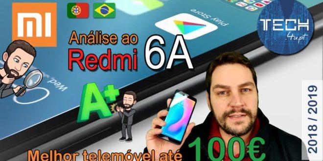 Xiaomi Redmi 6A - Análise