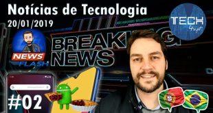 Notícias Tecnológicas #02