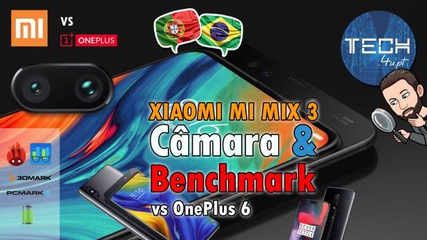 Xiaomi Mi Mix 3 - benchmark