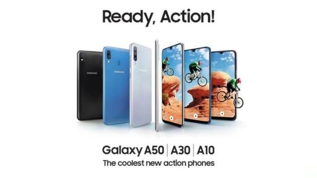 Samsung-galaxy-A-Series