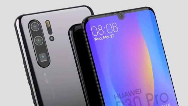Huawei-p30-leak