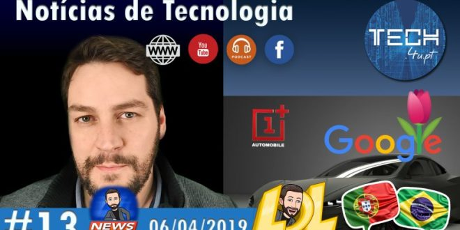 Notícias de Tecnologia EP.13