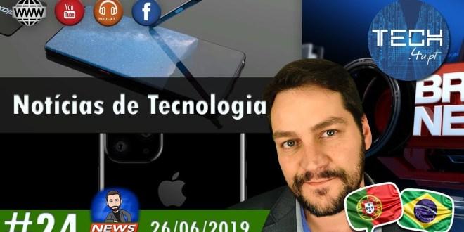 Notícias de Tecnologia #24