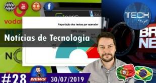 Notícias de Tecnologia #28