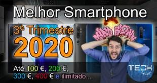 Melhor Telemovel 2020 - 3º Trimestre
