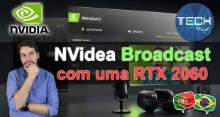 Nvidia Broadcast - rtx 2060