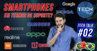 Melhores marcas de smartphones
