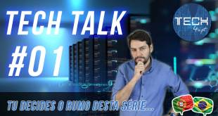 Tech Talk #01