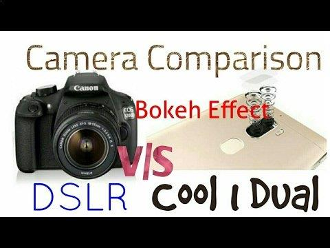 dslr vs coolpad cool 1