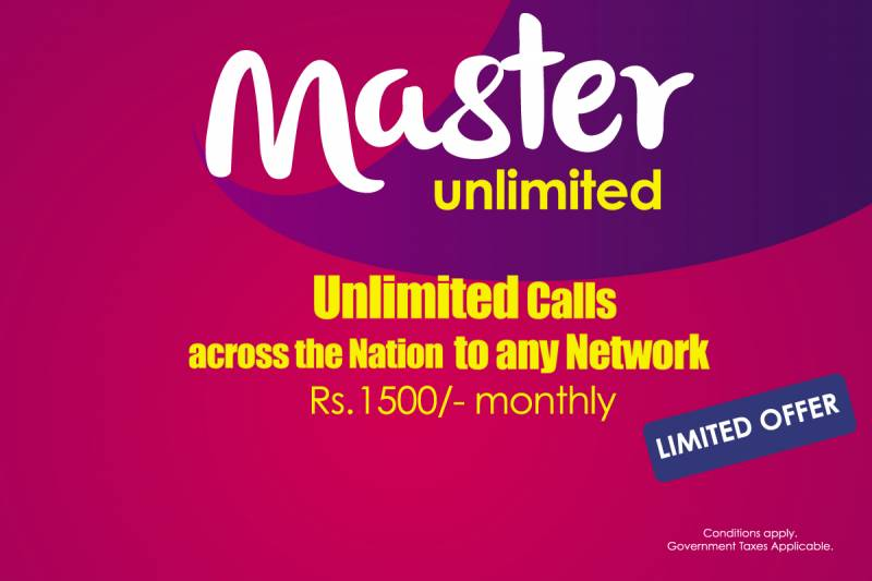 Mobitel Master sim Unlimited calls , Anyet 2000 min