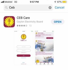 Ceylon Electricity Board CEB view current bill online ...