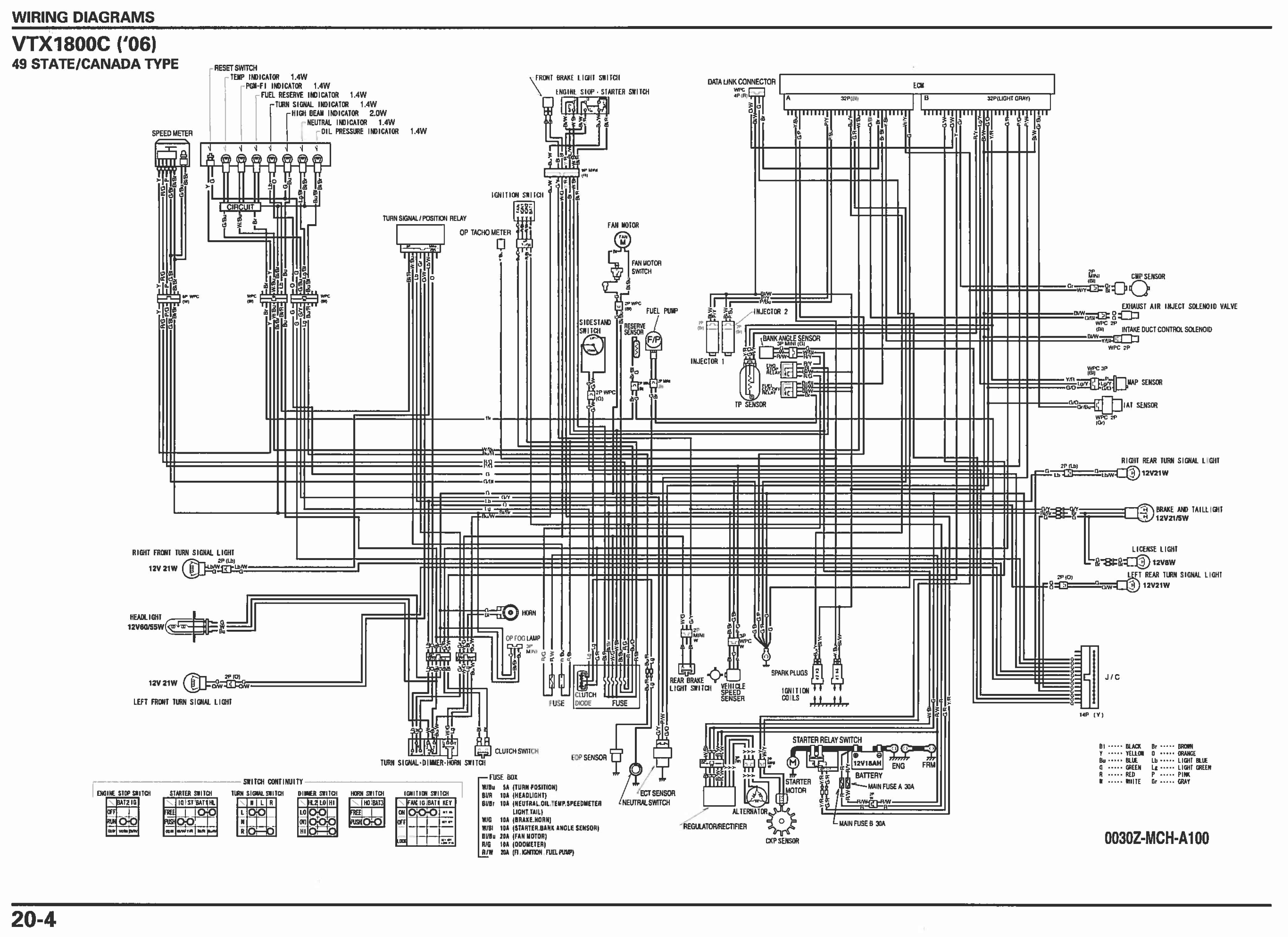 Fjr Wiring Diagram