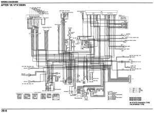 Motorcycle Wire Schematics « Bareass Choppers Motorcycle Tech Pages
