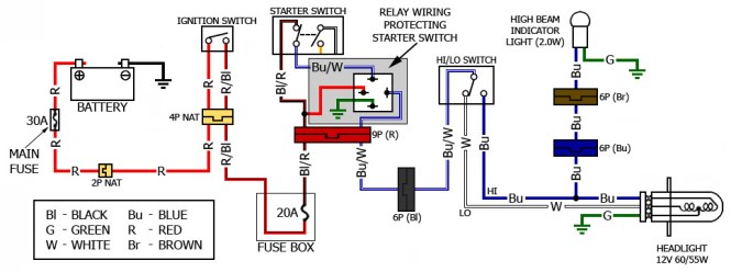 wiring diagram hid lights relay wiring diagram hid wiring diagram relay images