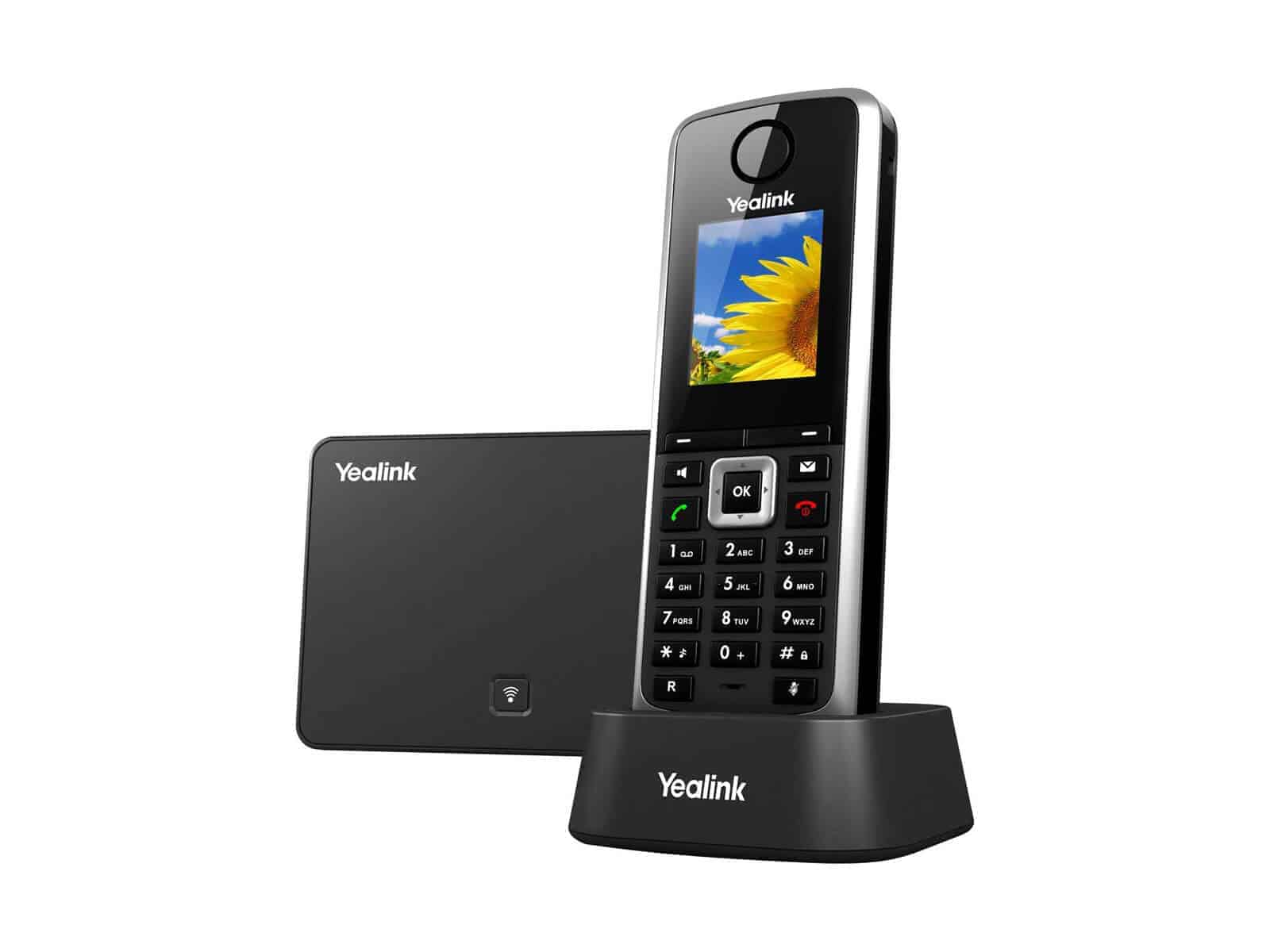 Yealink W52P Business IP DECT Phone