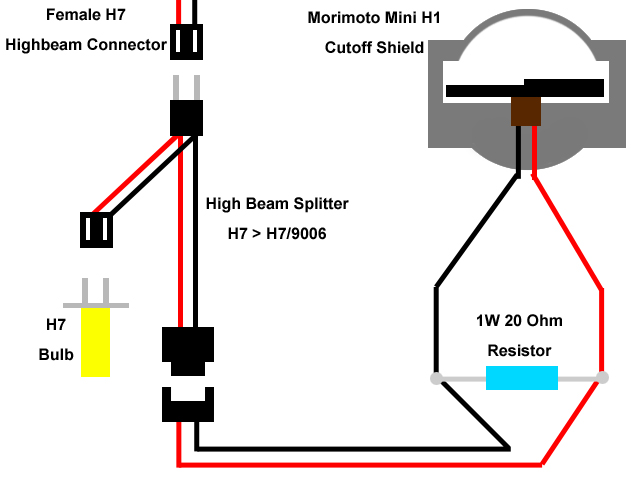 Morimoto_High_Beam_Wiring?resize\=640%2C480 h4 harness wiring diagram ipf wiring harness, s13 wiring harness  at creativeand.co