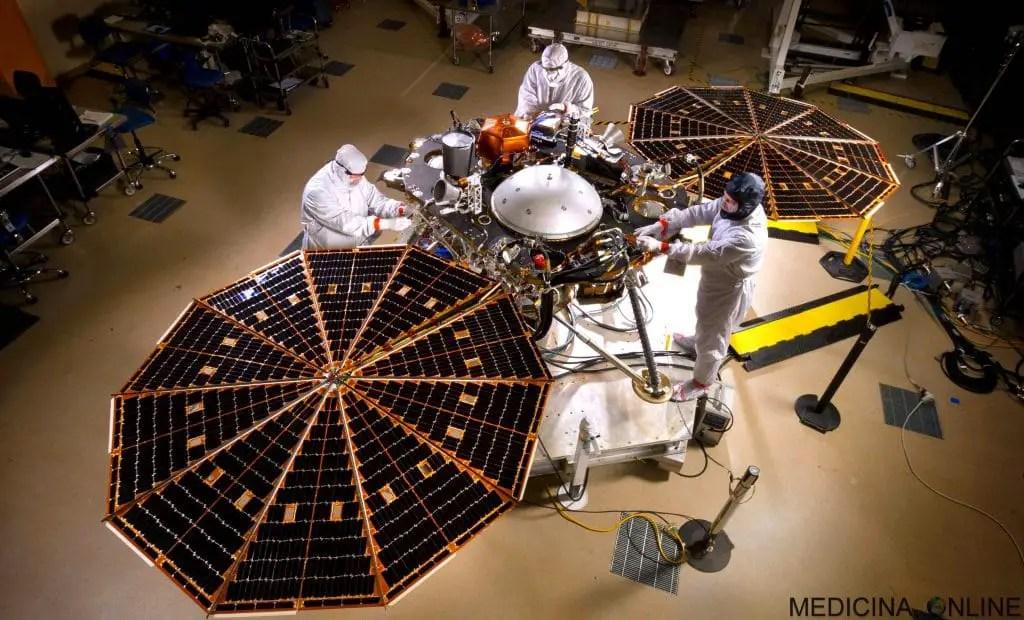 InSight probes NASA