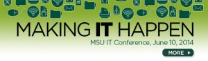 2014 IT Conference