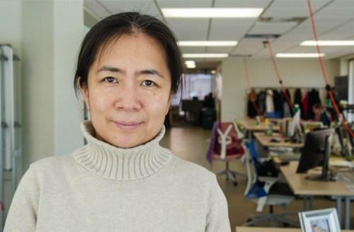 A headshot of Bei Zhang