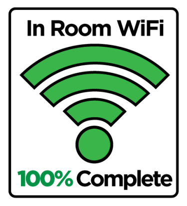 The Wi-Fi integration is now complete!
