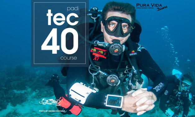 PADI TEC 40 CLASS