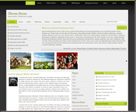 Corponisa WordPress Theme