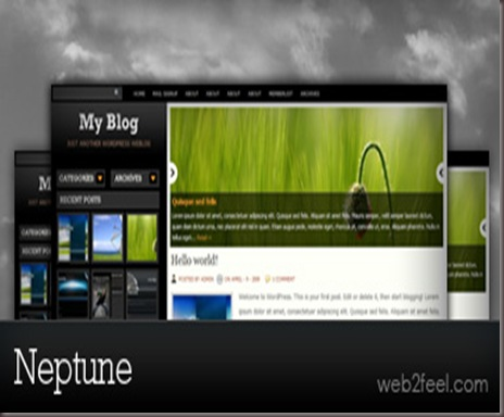 Neptune WordPress Theme