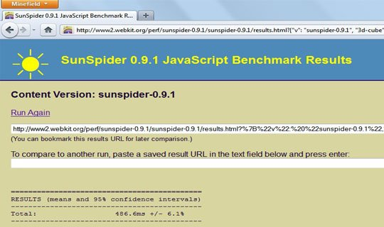 firefox 4 beta 7pre sunspider javascript benchmark