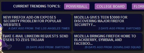 aol offsite chrome extension current trending