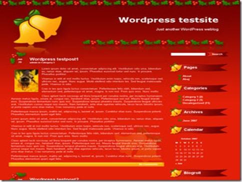 15_Christmas_Bell_WordPress_Theme