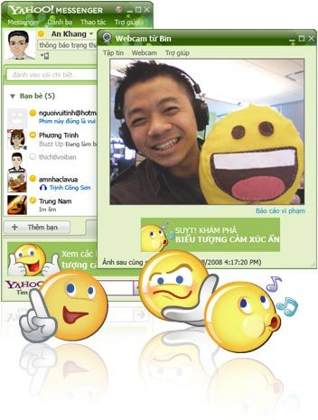 Yahoo! Messenger 11 Beta